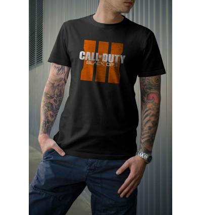 Мъжка тениска с щампа Call of Duty Black Ops III Back