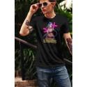 Мъжка тениска с щампа LoL JinX