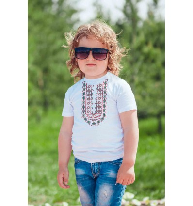 Детска тениска с щампа Strandjanska shevica