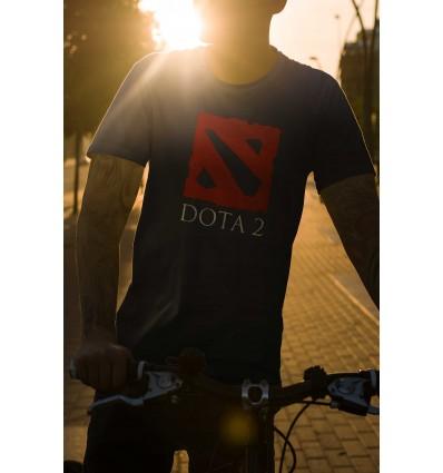 Мъжка тениска с щампа Dota 2