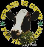Grass is good